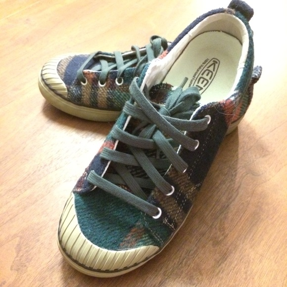 Keen Shoes | Keen Plaid Elsa Forest